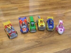 Paw Patrol Mighty Pups bundle, vehicles and characters Full set Lights & sounds