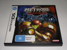 Metroid Prime Hunters Nintendo DS 2DS 3DS Game *No Manual*