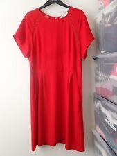 Ladies BNWOT Louche Red Dress Size 16 (AY)