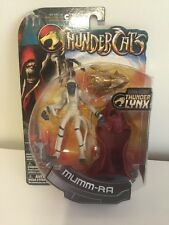 Thundercats Mumm-Ra With Removable Cape Power Sword And Power Glove Bandia New