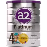 A2 Platinum Premium Junior Milk Drink Stage 4 From 3 Years+ 900g-SHIPS WORLDWIDE