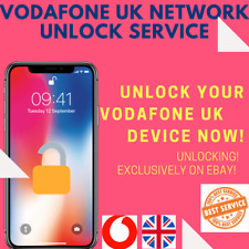 Unlock Service For Apple iPhone X / XR / XS / XS Max Vodafone UK ENGLAND LONDON