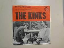 """KINKS:Sunny Afternoon 3:30-I'm Not Like Everybody Else-Sweden 7"""" Pye 7N17125 PSL"""