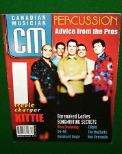 2000 CANADIAN MUSICIAN Magazine Barenaked Ladies Songwriting Secrets, Mark Kelso