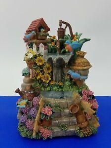 """Water Fountain/Music Box 8"""" Tall"""