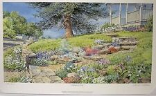 Charles Peterson Garden Party Limited Edition Print Unframed Collector