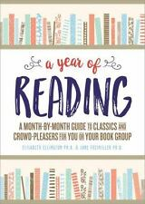 A YEAR OF READING - ELLINGTON, ELISABETH/ FREIMILLER, JANE, PH.D. - NEW PAPERBAC