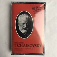 Time Life Great Men Of Music Peter Ilyich Tchaikovsky Cassette Tape Part 4
