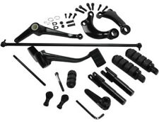 Standard Black Forward Control Kit For Harley-Davidson Sportster