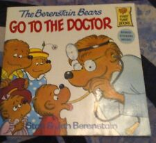 The Berenstain Bears Go to the Doctor by Stan And Jan Berenstain Paperback