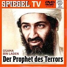 Osama Bin Laden - Der Prophet des Terrors / Spiegel-TV-Edition 28 / DVD