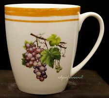 PORTMEIRION ALFRESCO POMONA MUG CUP GRAPE