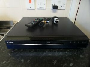 Sony Blu Ray Dvd Plaver BDP-S300 (With 5.1ch Surround support)