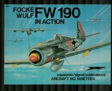 Squadron/Signal Publications Aircraft in Action: FW 190 in Action No. 19