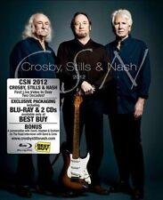 CSN 2012 [Best Buy Exclusive] by Crosby, Stills & Nash (CD, Jul-2012, WEA)