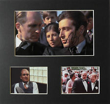 ROBERT DUVALL Signed 10x9 Photo Display THE GODFATHER COA