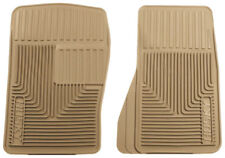 Husky Liners Heavy Duty Tan Front Floor Mats for 93-09 Ford Ranger & More