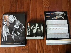 P90X3 by Beachbody DVD Set & Fitness/Nutrition Guide, Used Very Good Condition