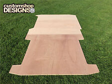 VW T4 Transporter LWB Camper / Day Van Interior 9mm Floor Ply Lining Kit