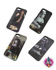 Nuevo Oficial De Star Wars IPHONE 5 5S caso teléfono cubrir Protector Darth Vader Boba