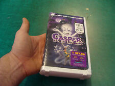 Factory Sealed VHS: CASPER a spirited beginning, LIVE ACTION 1997