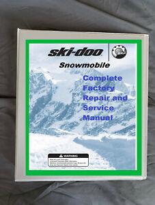 Ski Doo Motorcycle Repair Manuals Literature For Sale Ebay