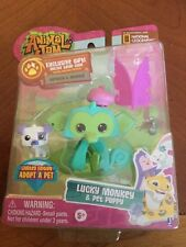 Animal Jam Lucky Monkey And Pet + Game Code