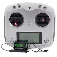 For Flysky FS-i6s 2.4G 10CH AFHDS 2A Transmitter with FS-iA6B Receiver Durable