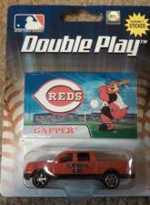 MLB Cincinnati Reds Diecast Ford F-150 Truck 1:87 Upper Deck New Free Ship