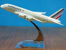 AIR FRANCE A380 Passenger Aircraft Plane Airplane Metal Diecast Model Collection