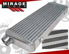 "27.5"" x 10.25"" x2.75"" HIGH FLOW FMIC TURBO INTERCOOLER 2.5"" INLET/OUTLET ECLIPSE"