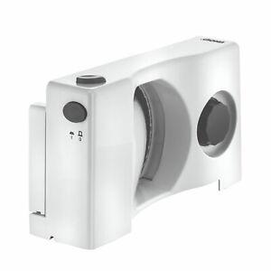 Unold 78850 Allesschneider Brotschneidemaschine Multischneider klappbar weiß