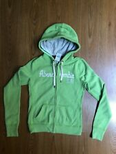 NEW ABERCROMBIE&FITCH WOMEN HOODIE,SIZE M, BUT FIT LIKE S