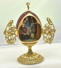 New listing Rare Franklin Mint, House of Faberge Flight Into Egypt Collector Egg No. Aa0767