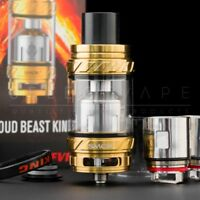 SMOK TFV12 Cloud Beast King SUB OHM TANK Golden Colour In  100% AUTHENTIC