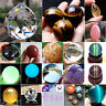 Rare Natural Quartz Magic Gemstone Sphere Crystal Reiki Healing Ball Stone Lot