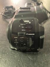 Canon C100 Camcorder with Dual AF Upgrade