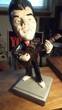 1970's Elvis Bedazzled chalkware statue figurine
