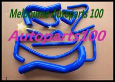 Blue for FORD RANGER PJ 3.0 TURBO DIESEL 2006-2011 07 08 Silicone Radiator Hose