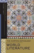 The Norton Anthology of World Literature (2009, Paperback) Volumes 1 and 2