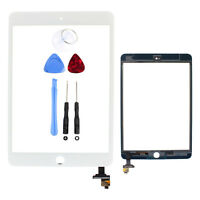 OEM SPEC White Touch Screen Glass Digitizer IC Connector For iPad Mini 3 3rd Gen