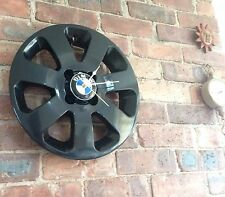Real Alloy Wheel - Great Man Cave - BMW Clock - Full Size - Handmade - Upcycled