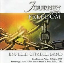 Enfield Citadel Brass Band of Salvation Army - Journey into Freedom - J Williams