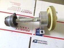 Hobart 2912 Spindle Knife Shaft Belt Pulley Bearings Assembly