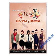 Me Too, Flower! Korean Drama (4 DVD) Excellent English Subs & Quality.