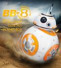 Remote Control Robot Ball RC Intelligent Robot With Sound Action Gift 20.5cm Kid