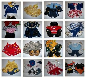 Deluxe Build a Bear Outfits You Pick Movie Outfits and More Classic Clothes