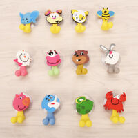 Cartoon Toothbrush Wall Mounted Holder Sucker Bathroom Suction Cup Organi TO