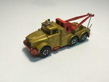 matchbox superkings scammel heavy wreck truck k-2