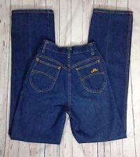 Vintage CHIC by H.I.S. Blue Jeans 80's Mom Jeans Size 8/9 VTG